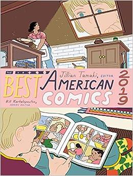 The Best American Comics 2019 The Best American Comics 2019 (The Best American Series