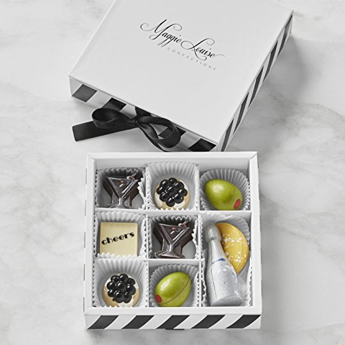 ils & Caviar Chocolate Box (Chocolate Caviar)