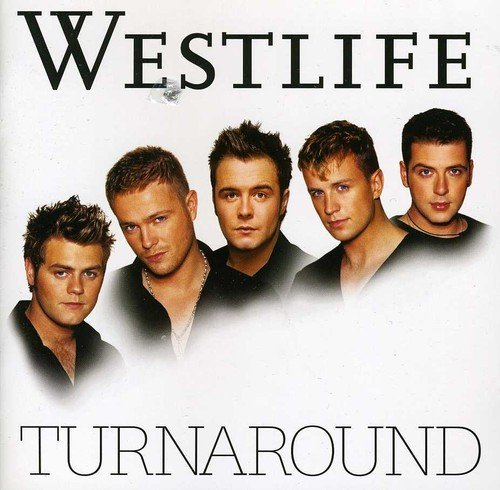 CD : Westlife - Turnaround (United Kingdom - Import)