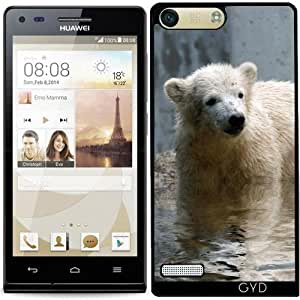 Funda para Huawei Ascend P7 Mini - Polarbear_2015_0601 by JAMFoto