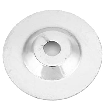 50-60 Granos Diamante Disco de Pulido Accesorios Para Herramientas de C/írculo de Pulido 100 16 MM Para Afilar