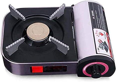 TYQIAO Mini Horno de Cassette Horno de Gas Parrilla portátil ...