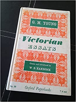 victorian essays oxford paperbacks g m young com books