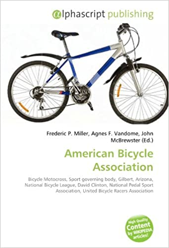American Bicycle Association: Bicycle Motocross, Sport governing ...