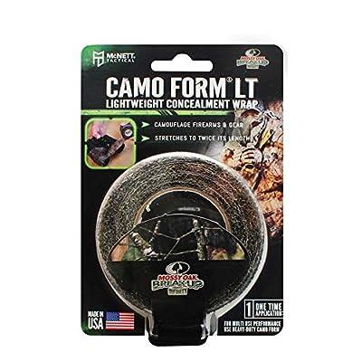Camo Form Gun & Gear Self-Cling Stretch Wrap (Many Patterns)