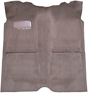 ACC Replacement Carpet Kit for 1989 to 1995 Toyota Extended Cab Pickup Truck, 897-Charcoal Plush Cut Pile 89-Early 95