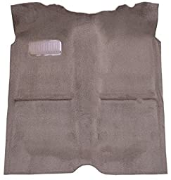 1989 to 1995 Toyota Standard Cab Pickup Truck Carpet Custom Molded Replacement Kit, All models (89-Early 95) (8288-Cinnabar Plush Cut Pile)