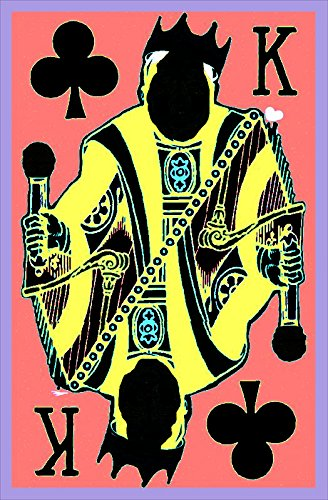 Notorious BIG Card Blacklight Poster 24x36