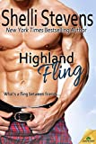 Highland Fling (The McLaughlins Book 4)