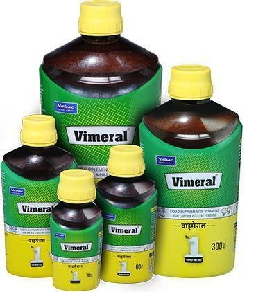 Virbac Vimeral for Cattle and Poultry Feeding (300ml