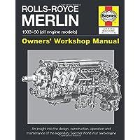 ROLLS-ROYCE MERLIN MANUAL - 19 (Owners Workshop Manual)
