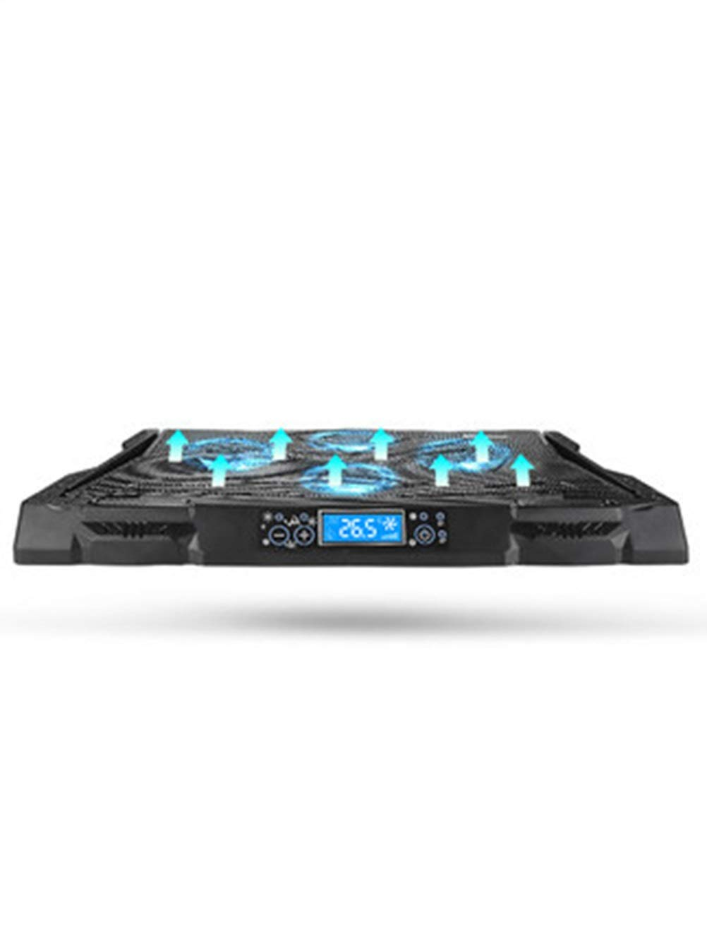 Ho,ney Radiator - Notebook Laptop Exhaust Fan Radiator 15.6 Inch 17 Inch Base Plate Bracket Plate Pad Durable Radiator -1053 Notebook Cooler