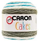 Caron Cakes Self Striping Yarn 383 yd 200 g (Cake Pop)