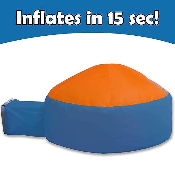 Amazon.com: Shape28 - Tienda de campaña inflable para niños ...
