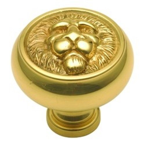 Lion Drawer Knob - 4