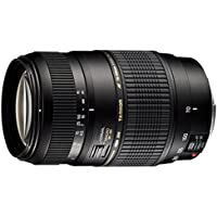 Tamron Auto Focus 70-300mm f/4.0-5.6 Di LD Macro Zoom Lens for Canon Digital SLR Cameras (Model A17E) (International Model) No Warranty