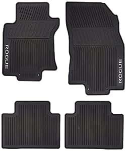 Genuine Nissan 999E1-G2000 Floor Mat, Rubber