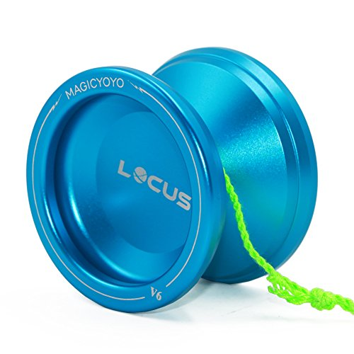 MAGICYOYO Yoyo for Beginners Kids Auto Return Learner V6 m/ 5 Strings ,Glove,Yo yos Bag
