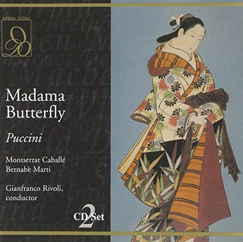 Puccini: Madama Butterfly (Conductor Patio De)