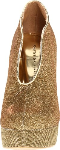 Chinese Laundry Womens Lickety Split Boot Guld Multi