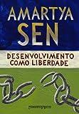 capa de Desenvolvimento Como Liberdade