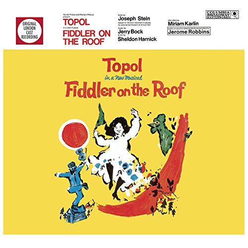 Fiddler on the Roof (1967 Original London Cast)