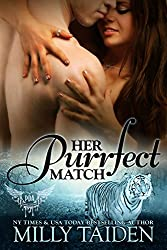 Her Purrfect Match (Paranormal Dating Agency, Book 3)