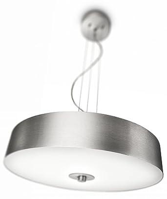 Philips Fair Lampadario, per Cucina, Camera da Letto, Salotto, 2Gx ...