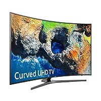 Samsung Electronics UN65MU7500 Curved 65-Inch 4K Ultra HD Smart LED TV (2017 Model)