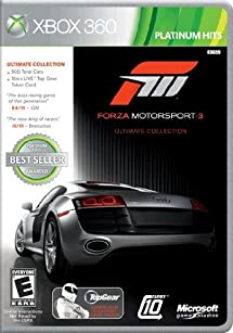 Forza 3 - Ultimate Platinum Hits -Xbox 360