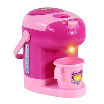 Juguetes Casa Muñeca Realista Vida Real de Niños Simulación Electrodomésticos Dispensador de Agua Plástico: Amazon.es: Juguetes y juegos