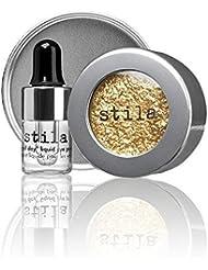 Stila Cosmetics Magnificent Metals Foil Finish Eye Shadow - Metallic Gilded Gold