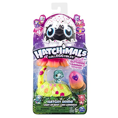 Hatchimals  Nest House with Bright Garden Light (Bizak, 61929131)