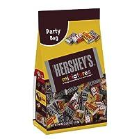 Hershey's Miniatures Assortment (40-Ounce Party Bag)