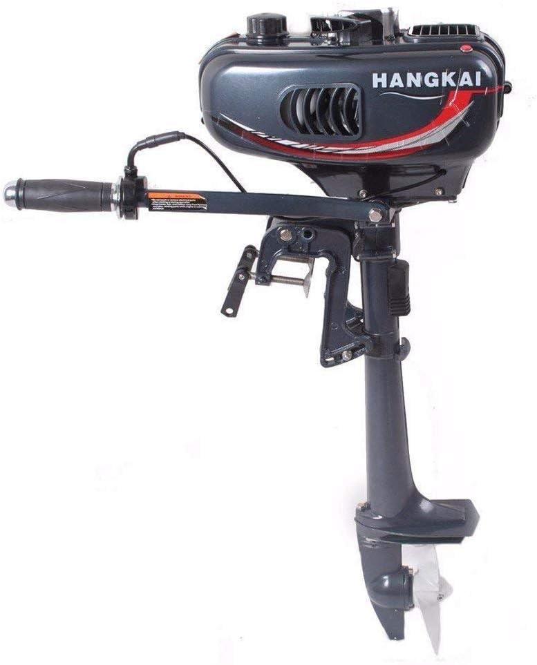 Hangkai 3.5 Hp 2-Stroke Outboard Motor