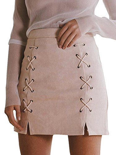 Womens A-Line Leather - 5