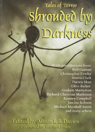 Shrouded by Darkness: Tales of Terror Alison L.R. Davies