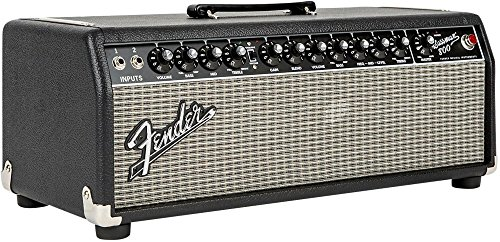 Bass 800w (Fender Bassman 800HD 800-watt Hybrid Bass Head)