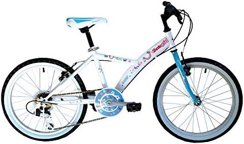 New Star 82WS037 - Bicicleta 20