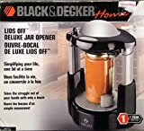 Black & Decker Lids Off Jar Opener Jw275