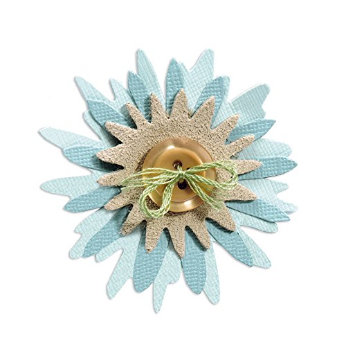(Sizzix No.7 Flower Layers Bigz Die)