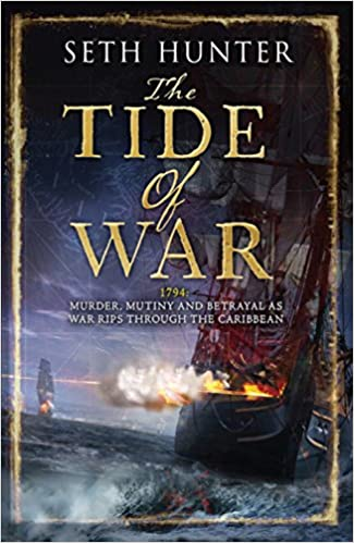 Image result for the tide of war by seth hunter