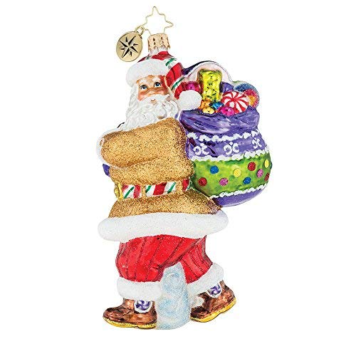 Christopher Radko Candy Mountain March Christmas Ornament