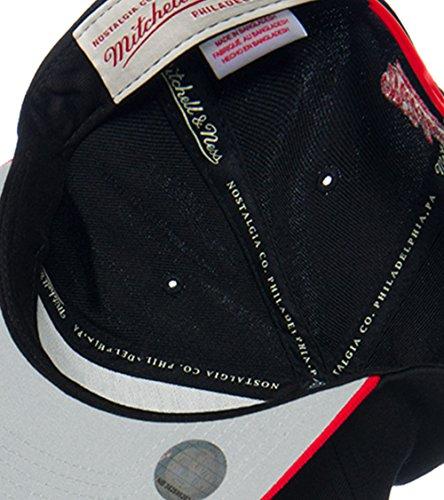 Mitchell & Ness Mens NBA Tie Dye Script Snapback