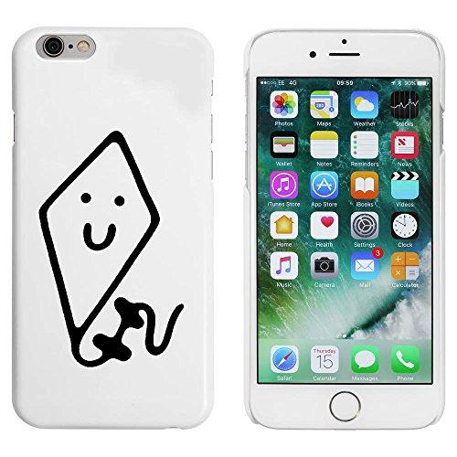 Weiß 'Drachen' Hülle für iPhone 6 u. 6s (MC00087103)