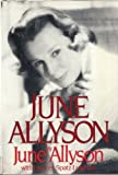 June Allyson by Allyson, June, Leighton, Frances Spatz (1982) Hardcover