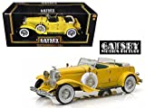 1934 Duesenberg II SJ ''The Great Gatsby'' Movie (2013) 1/18 Model Car by Greenlight