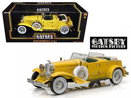 1934-duesenberg-ii-sj-the-great-gatsby-movie-2013-1-18-model-car-by-greenlight