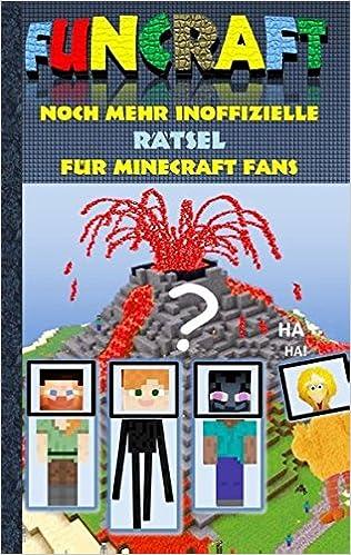 Funcraft Noch Mehr Inoffizielle Rätsel Für Minecraft Fans - Minecraft quiz spiel