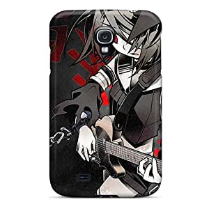 Best Hard Cell-phone Cases For Samsung Galaxy S4 (bfR8053bqwe) Support Personal Customs Lifelike Linkin Park Pictures